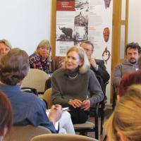 Harlene Anderson & John Shotter workshop 5.-6.4.2013 Brno