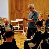 Werner Schutze Brno - Open Dialogue 2017