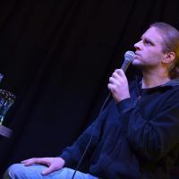 Will Hall Brno 2015